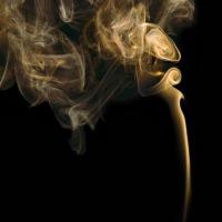 Smoke again